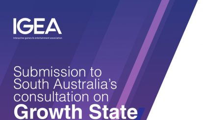 IGEA Submission to the South Australia's Consultation on Growth State