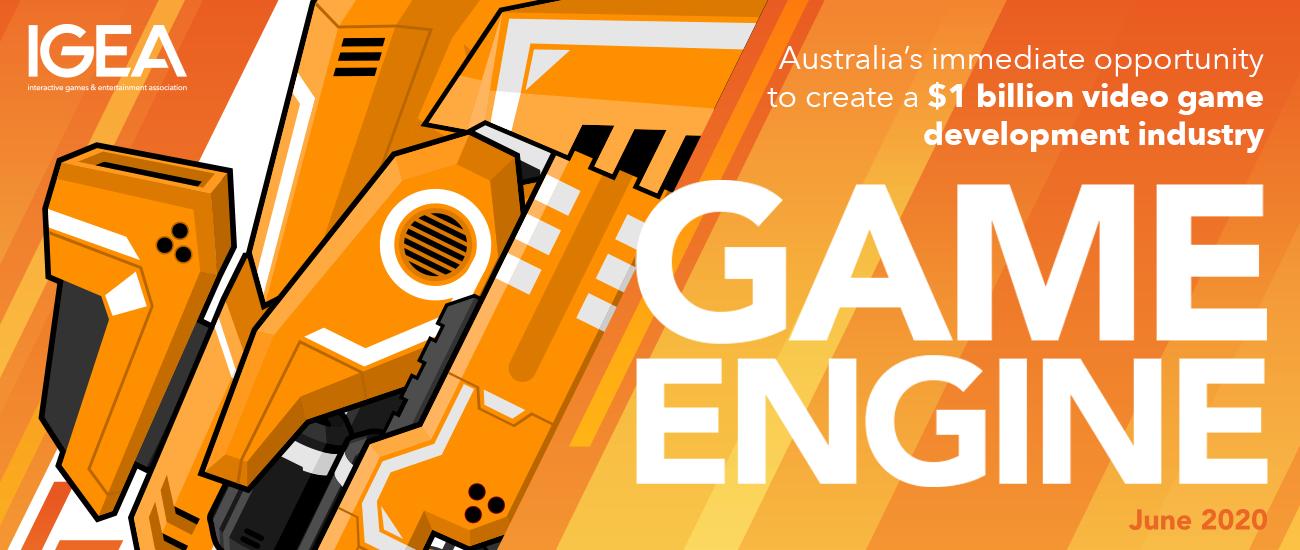 Australia's opportunity to create a $1 billion video game development industry