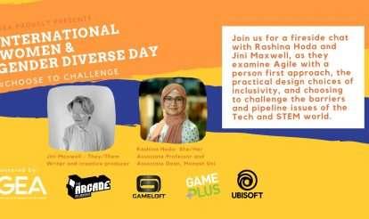 International Women's and Gender Diverse Day: Rashina Hoda and Jini Maxwell in Conversation