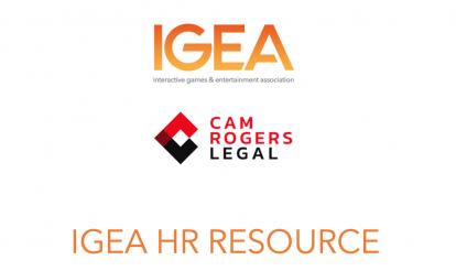 IGEA's HR Resource