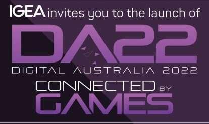 IGEA presents Digital Australia 2022