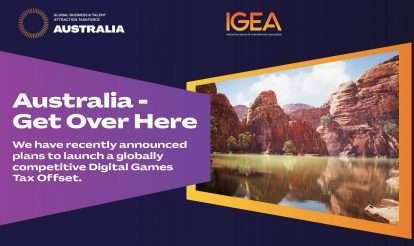 Australia Get Over Here Webinar