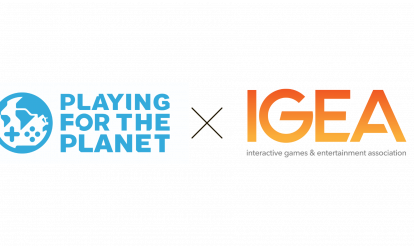 Interactive Games & Entertainment Association (IGEA) joins the Playing for the Planet Alliance